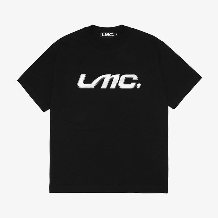 엘엠씨 LMC CHROME EMBLEM TEE/black (재입고)
