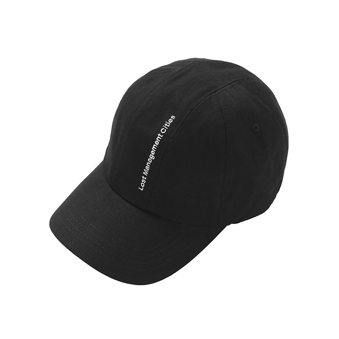엘엠씨 LMC FN 7 PANEL BALL CAP/BLACK