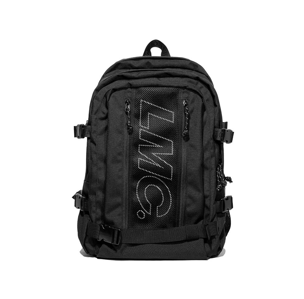 엘엠씨 백팩 LMC UTILITY BACKPACK black