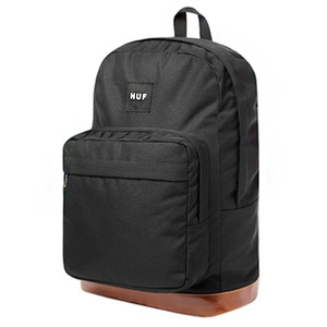 허프 백팩 UTILITY BACKPACK BLACK