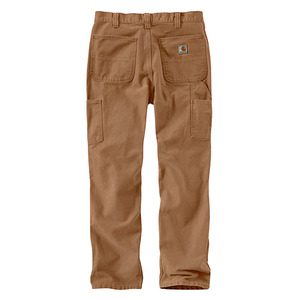 칼하트 팬츠 washed duck relaxed-fit dungaree  // carhartt brown  (허리 30inch ~ 36inch)