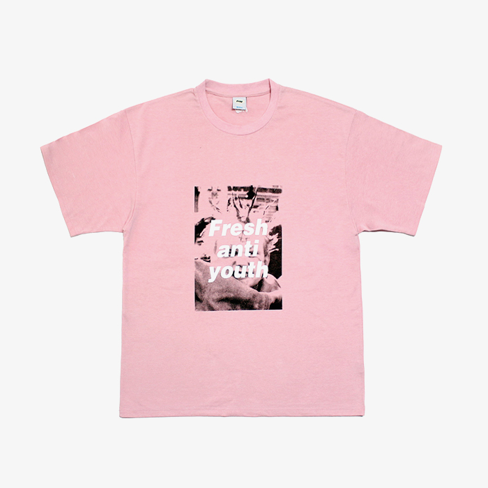 프레이 Anti Kids T-Shirts // Pink