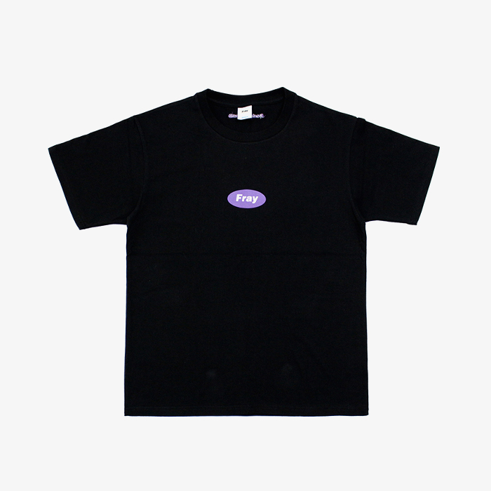 프레이 Fray Logo T-Shirts // Black