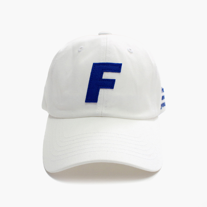 프레이 Logo Ball Cap // White