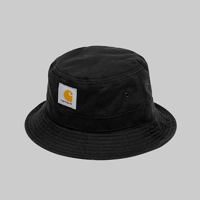 칼하트WIP 버킷햇  WATCH BUCKET HAT // BLACK