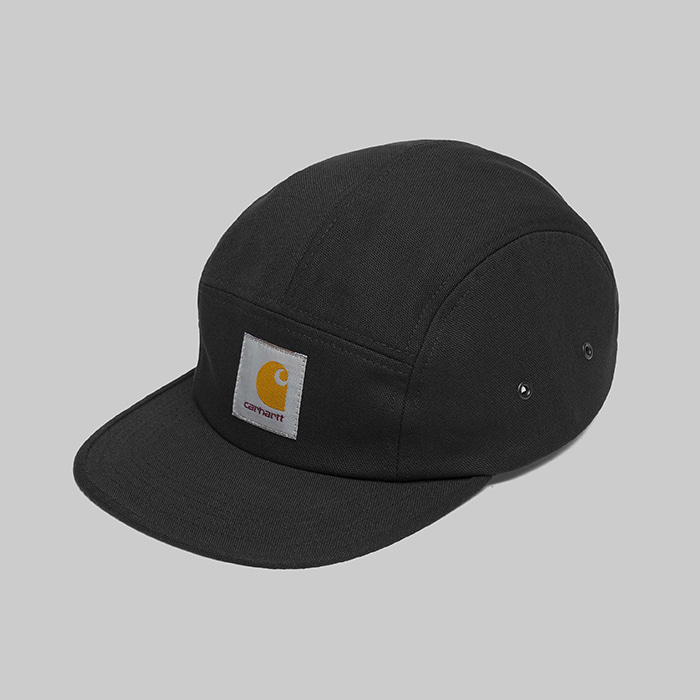 칼하트WIP BACKLEY CAP // BLACK