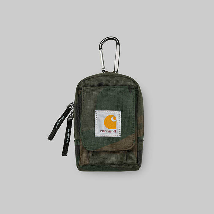칼하트WIP  SMALL BAG // Camo Combat Green
