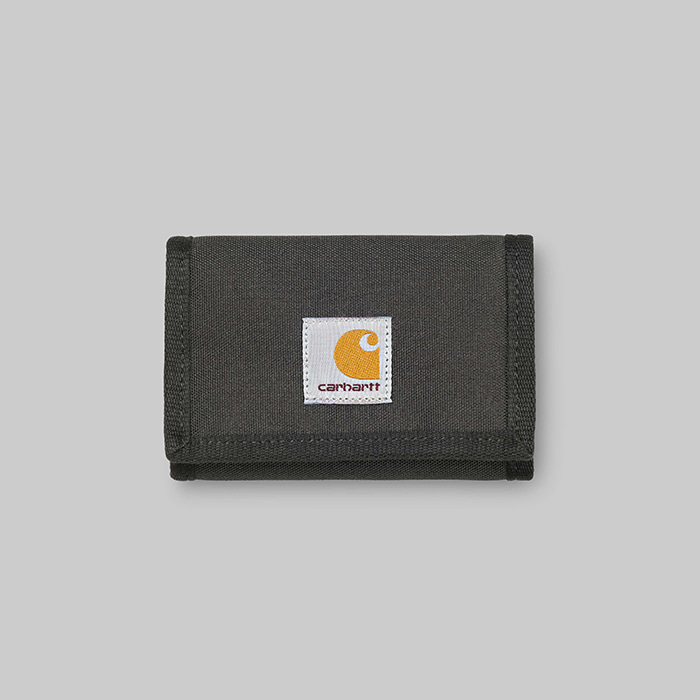 칼하트WIP  WATCH WALLET // SOOT/BLACK