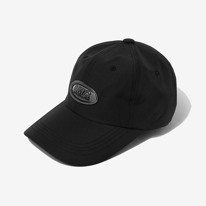엘엠씨 LMC PVC RL 6PANEL CAP // black