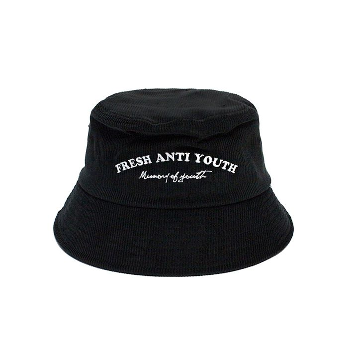 프레이 버킷햇 M.O.Y Bucket Hat // Black
