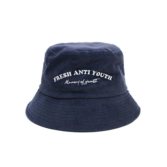 프레이 버킷햇 M.O.Y Bucket Hat // Navy