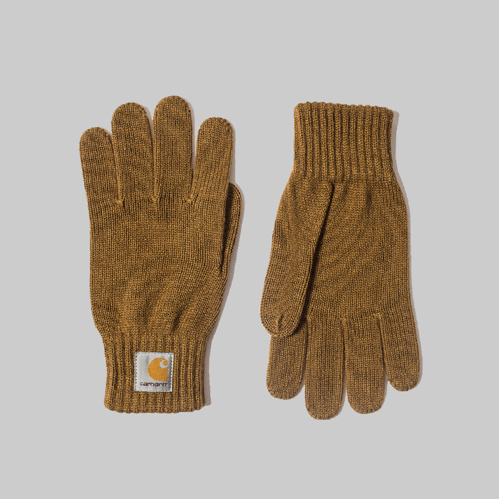 칼하트 WIP WATCH GLOVES // HAMILTON BROWN