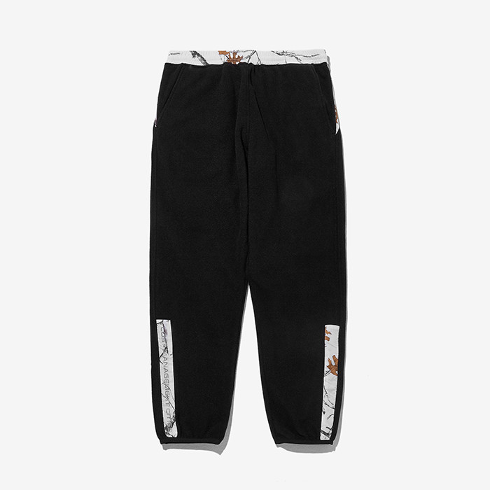 엘엠씨 LMC FLEECE TRACK SUIT JOGGER PANTS // black