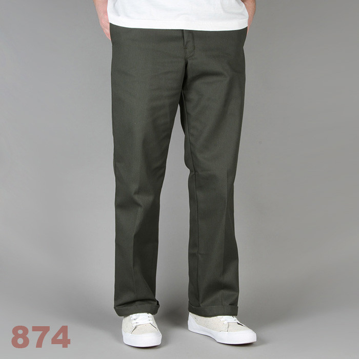 디키즈 Dickies Original 874® Work Pant / Olive Green