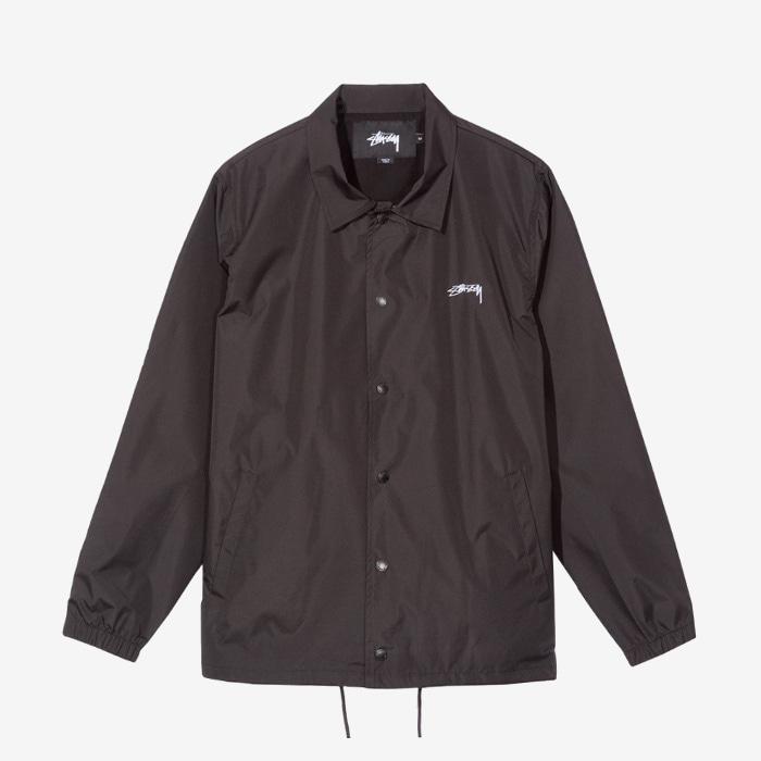 스투시 CRUIZE COACH JACKET / BLACK