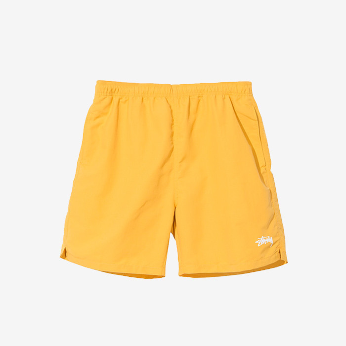 스투시 STOCK WATER SHORT / ORANGE