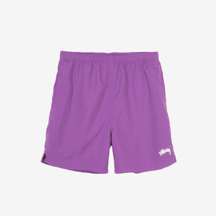 스투시 STOCK WATER SHORT / PURPLE