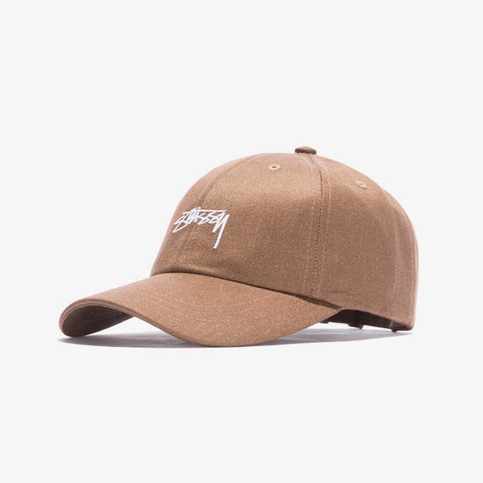 스투시 SUITING LOW PRO CAP / KHAKI