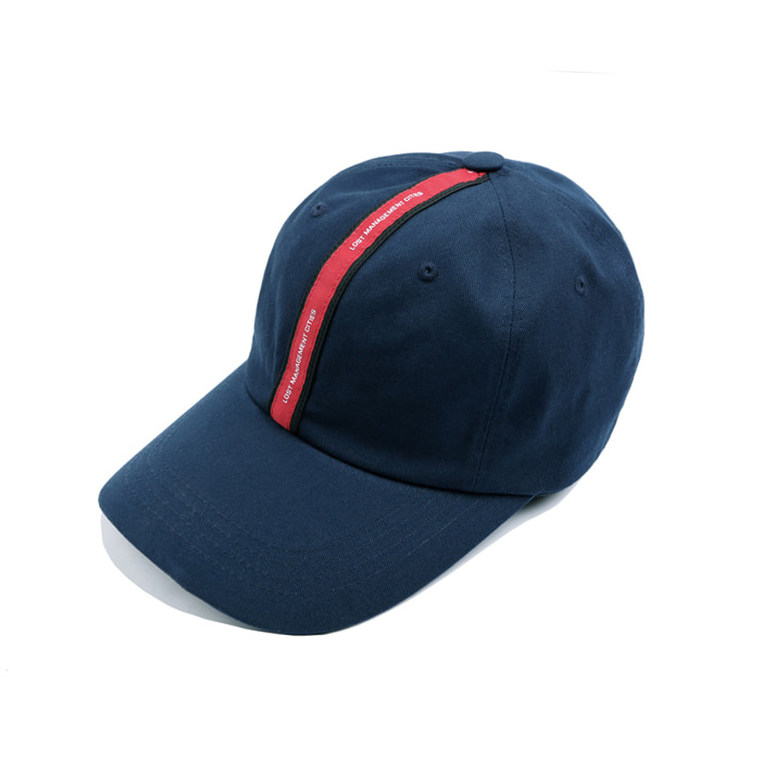 엘엠씨 LMC FN LOGO TAPED 6 PANEL CAP / navy