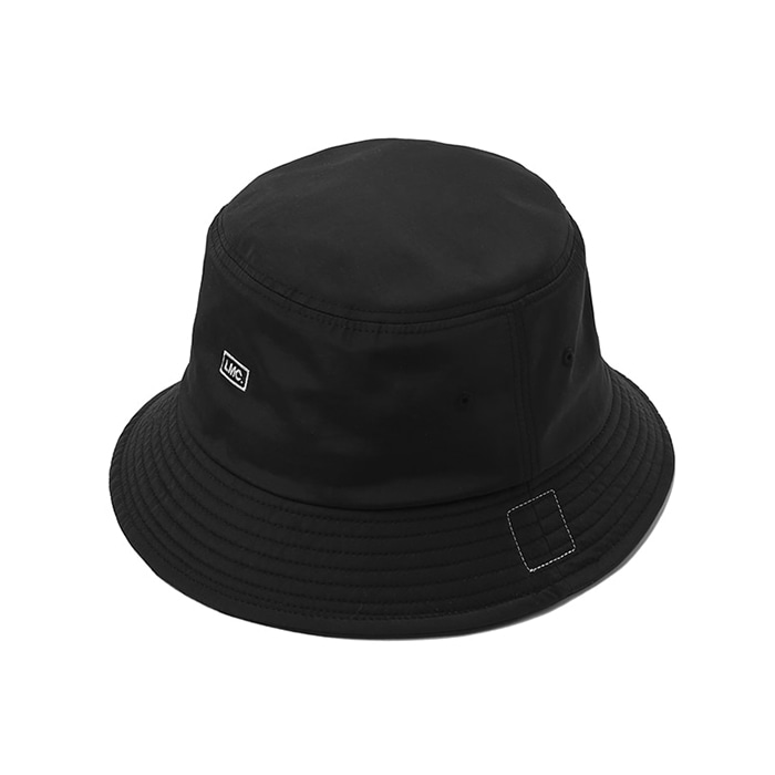 엘엠씨 LMC MICRO BOX LOGO BUCKET HAT / black