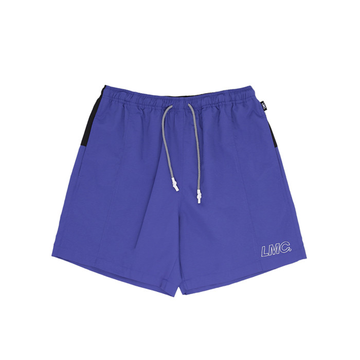 엘엠씨 LMC FN BLOCK TEAM SHORTS/purple