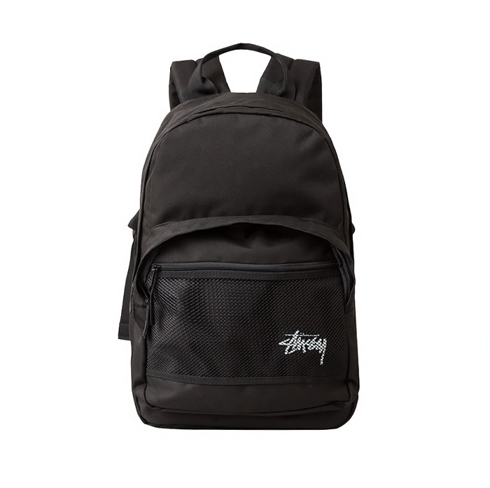스투시 STOCK BACKPACK/BLACK