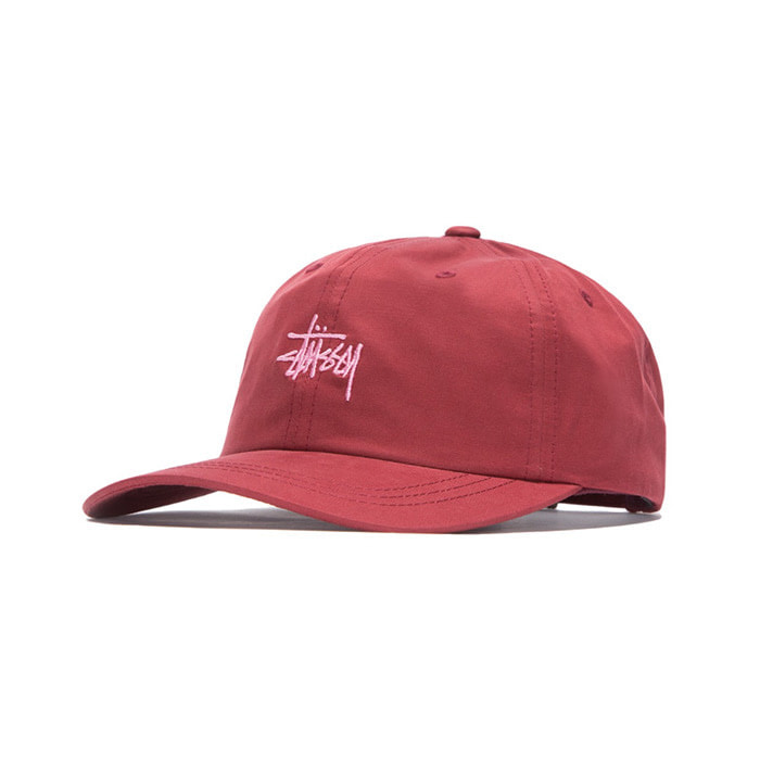 스투시 STOCK LOW PRO CAP/ROSE