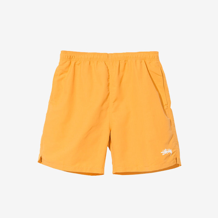 스투시 STOCK WATER SHORT / ORANGE (재입고)