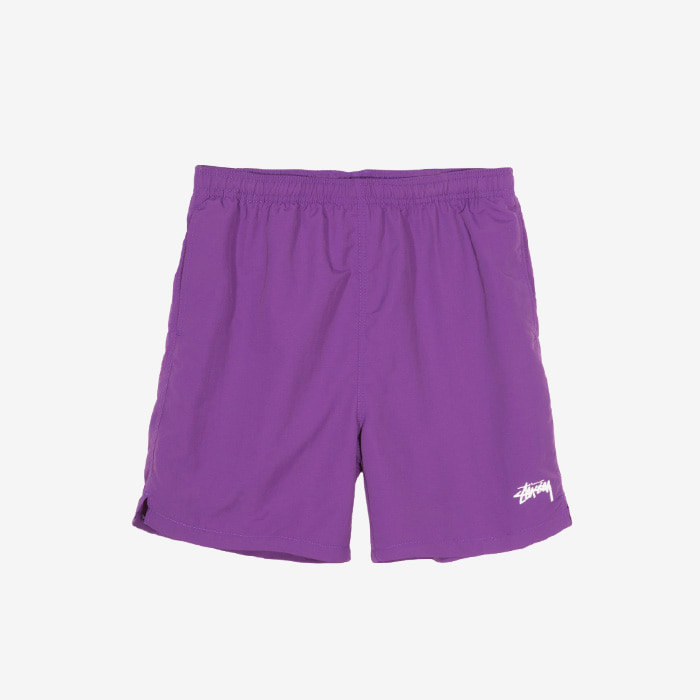 스투시 STOCK WATER SHORT / PURPLE (재입고)