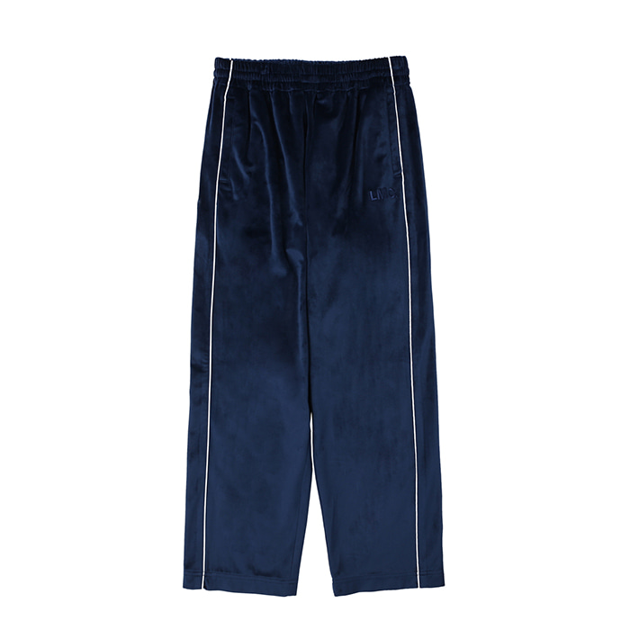 엘엠씨 팬츠 바지 LMC VELOUR TRACK PANTS/navy