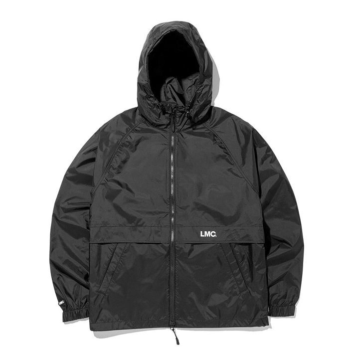 엘엠씨 LMC WINDBREAKER JACKET black