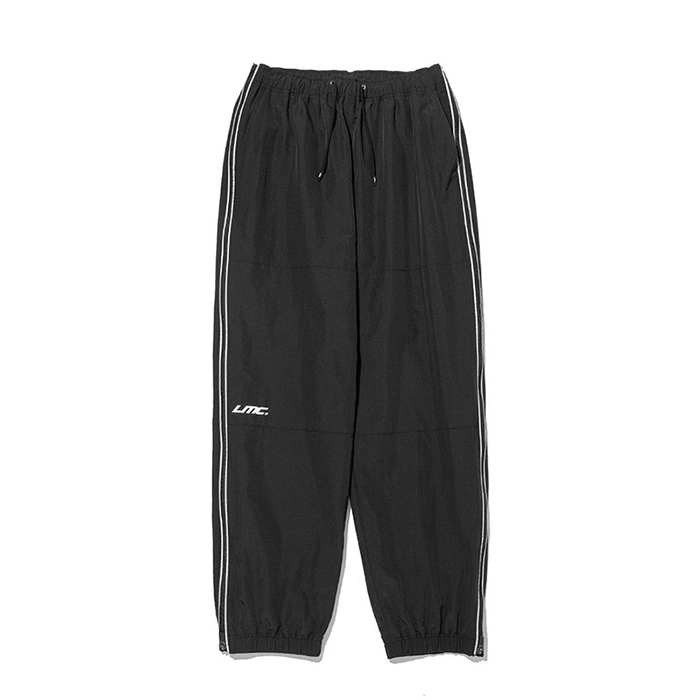 엘엠씨 팬츠 바지 LMC ZIPPER LEF TRACK SUIT PANTS black