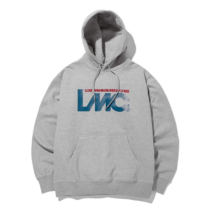 엘엠씨 LMC AVANT HOODIE heather gray