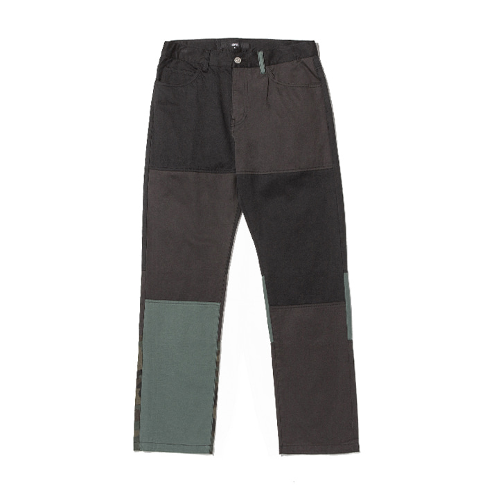 엘엠씨 팬츠 바지 LMC STANDARD COLOR BLOCK PANTS multi