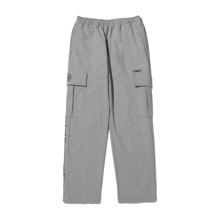 엘엠씨 팬츠 바지 LMC SIDE POCKET SWEAT PANTS heather gray