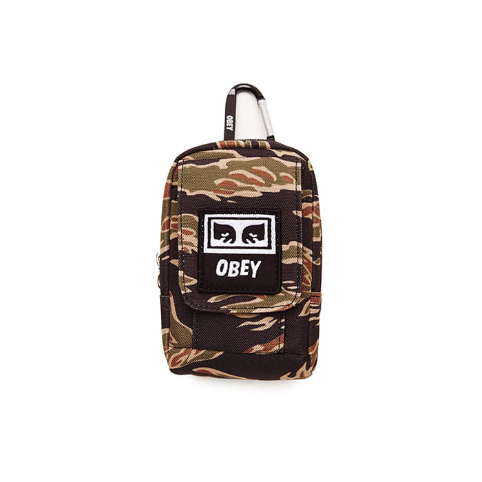 오베이 스몰백 DROP OUT UTILITY BAG/TIGER CAMO
