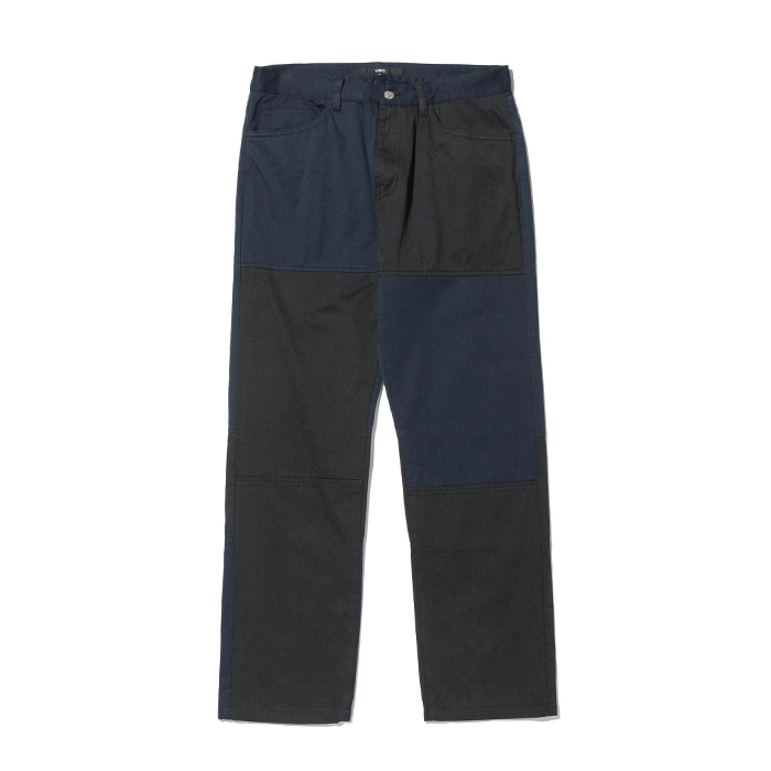 엘엠씨 팬츠 바지 LMC STANDARD COLOR BLOCK PANTS black