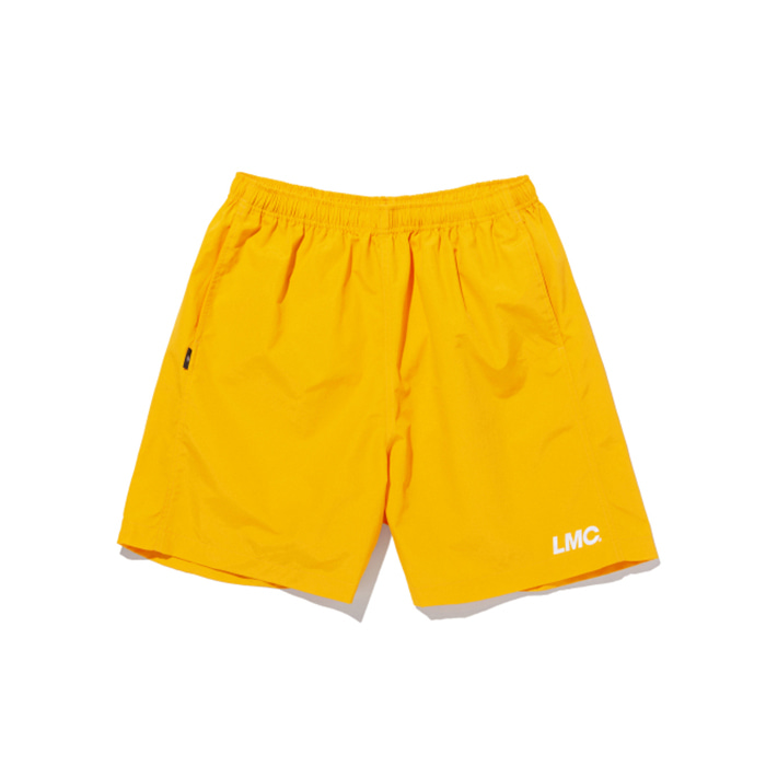 엘엠씨 반바지 LMC BASIC TEAM SHORTS orange