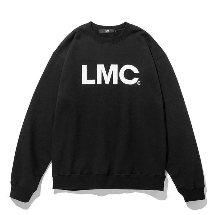 엘엠씨 맨투맨 LMC OG WHEEL SWEATSHIRT black