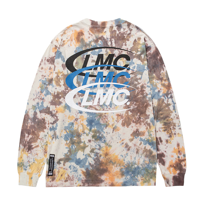 엘엠씨 롱슬리브 LMC TRIPLE CO LONG SLV TEE multi