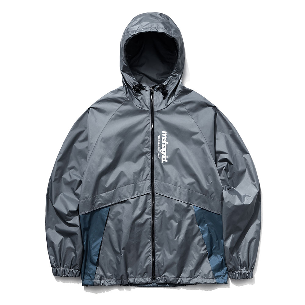 마하그리드 자켓 REFLECTIVE WIND BREAKER [SAGE]