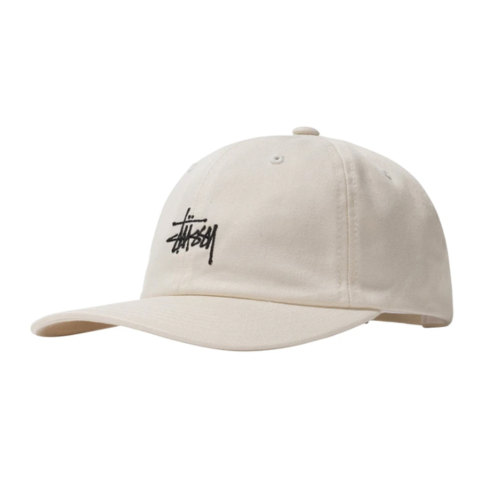 스투시 모자 STOCK LOW PRO CAP / NATL