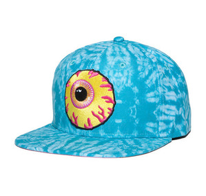 미쉬카 Wolf Spider Keep Watch Snapback // Seafoam