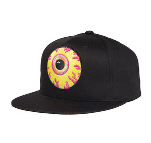 미쉬카 Keep Watch Snapback // Black