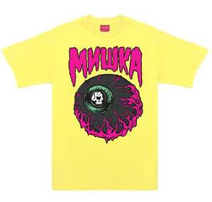 미쉬카 Lamour Keep Watch II Tee // Banana
