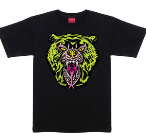 미쉬카 Lamour Death Adder Tee // Black