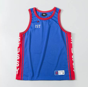 스투시 CITY LEAGUE TANK ROYAL