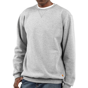 칼하트 맨투맨 midweight crewneck sweatshirt  // heather grey