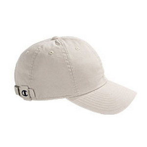 챔피온 볼캡 champion brushed cotton 6-panel  // stone
