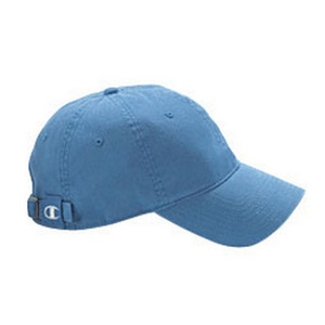 챔피온 볼캡 champion brushed cotton 6-panel cap  //  carolina blue